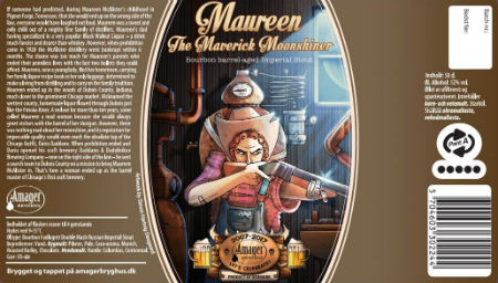 amager maureen the maverick moonshiner