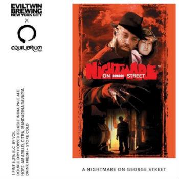 Beer-Pedia.com - Evil Twin / Equilibrium - A Nightmare On George Street