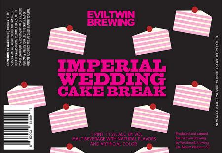 Beer-Pedia.com - Evil Twin - Imperial Wedding Cake Break