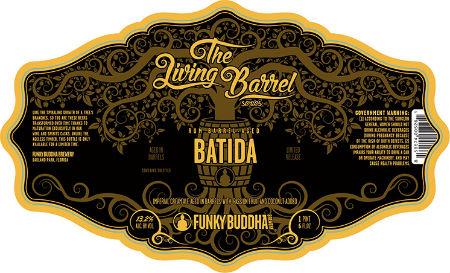 Beer-Pedia.com - Funky Buddha - Rum Barrel-Aged Batida