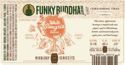 Beer-Pedia.com - Funky Buddha - White Sangria