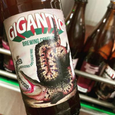 Beer-Pedia.com - Gigantic / Brassneck - Discombobulated