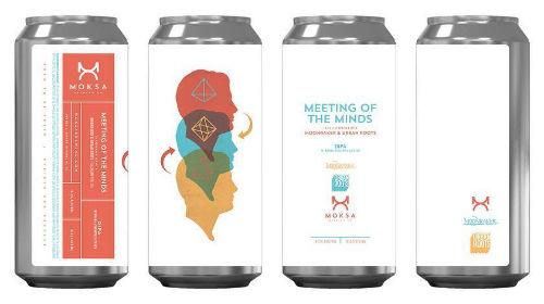 Beer-Pedia.com - Moksa - Meeting Of The Minds / Sap & Oak