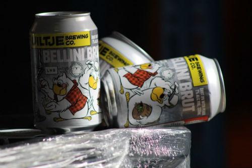 Beer-Pedia.com - Uiltje / Left Handed Giant - Bellini