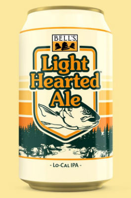 Beer-Pedia.com - Bell's - Light Hearted Ale