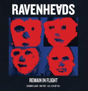Beer-Pedia.com - Black Raven - Ravenheads