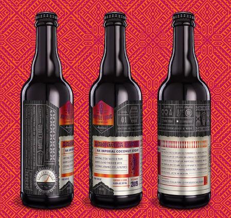 Beer-Pedia.com - Bottle Logic - Astronautica Exotic
