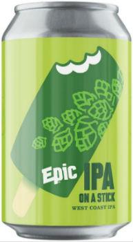 Beer-Pedia.com - Epic - IPA On A Stick