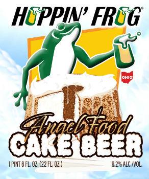 Beer-Pedia.com - Hoppin' Frog - Angel Food