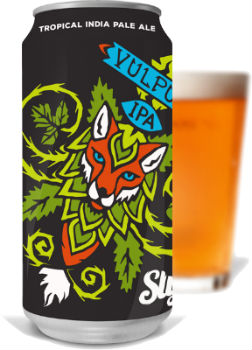 Beer-Pedia.com - Sly Fox - Vulpulin