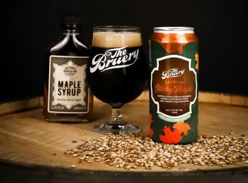 Beer-Pedia.com - The Bruery - Vermont Sticky Maple