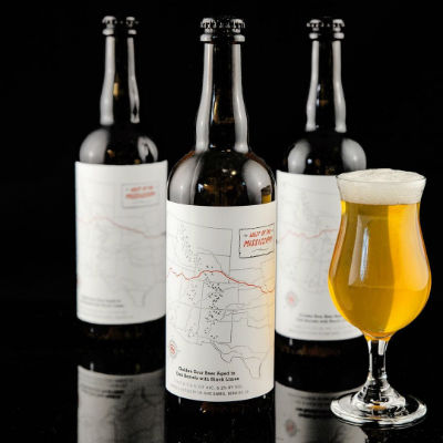 Beer-Pedia.com - The Rare Barrel / Perennial - West Of The Mississippi