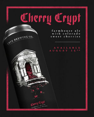 Beer-Pedia.com - Trve - Cherry Crypt