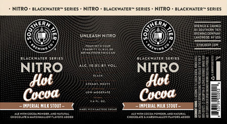 Beer-Pedia.com - Southern Tier - Nitro Hot Cocoa