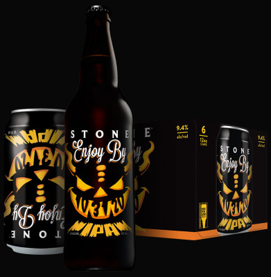 Beer-Pedia.com - Stone - Enjoy By 10.31.20