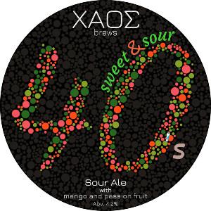 Beer-Pedia.com - Xάος Brews - Sweet & Sour 40s