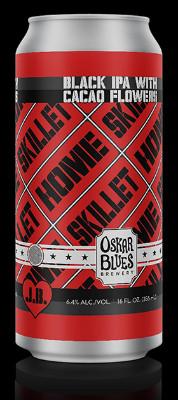Beer-Pedia.com - Oskar Blues - Home Skillet