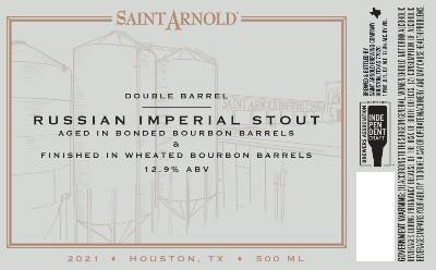 Beer-Pedia.com - Saint Arnold - Double Barrel