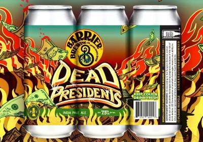 Beer-Pedia.com - Barrier - Dead Presidents